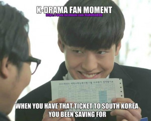 lost on our facebook page we create! Check out Korean Drama Quotes ...