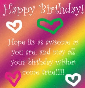 Happy Birthday Wishes, Images, Quotes, Messages, Cards and