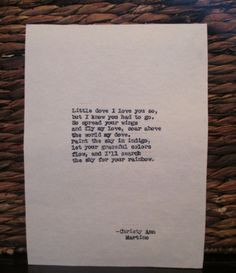 ... Poem Loss of Child Baby Loss Grief Quotes and poems by Christy Ann