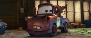 Mater the Tow Truck Tow Mater, The Beloved And Unforrgettable Tow ...