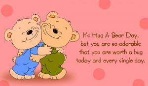 Hug Quotes Glitters (50)