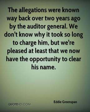 Auditor Quotes