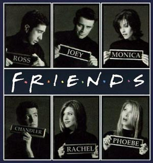 Legendary NBC sitcom Friends is firstly written with the name of ...
