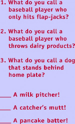 Funny Quotes And Riddles. QuotesGram Funny Riddles