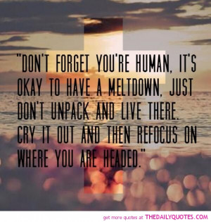 Don't Forget Your Human