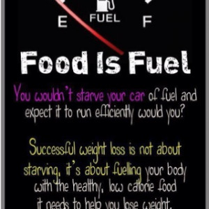 Nutrition is key not Starvation.