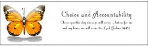 Choice & Accountability