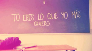 The best pictures of love with quotes in spanish
