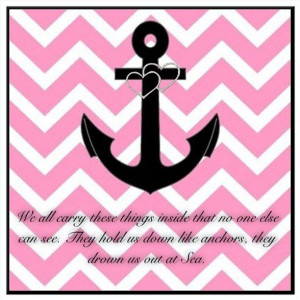 Anchors, quotes