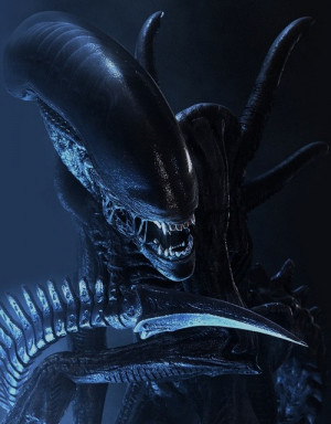 science fiction alien Ridley Scott h.r. giger