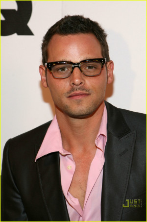 Justin Chambers @ GQ Men of the Year Awards 2007