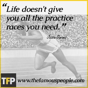 Jesse Owens Biography