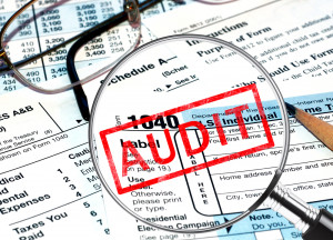 Reasons the IRS Will Audit You