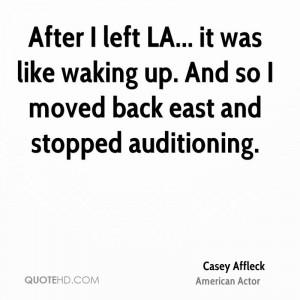 Casey Affleck Quotes