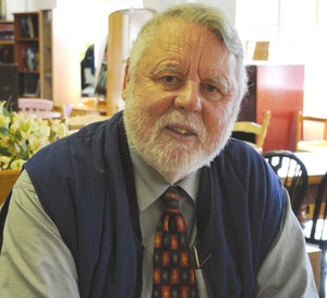 Terry Waite a man in the firing line
