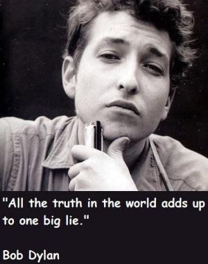 Bob dylan quotes 4