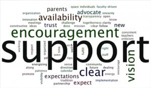 To foster a positive classroom environment, many of ourteachers greet ...