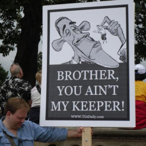 Tea Party Racists