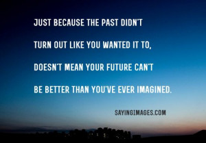 Quotes About Past And Future