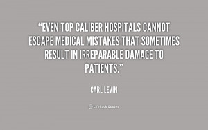Even top caliber hospitals cannot escape medical mistakes that ...