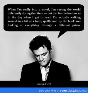 Colin Firth Quote