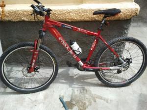Bicicleta Mountain Bike Impulse Attitude Foto Mare picture