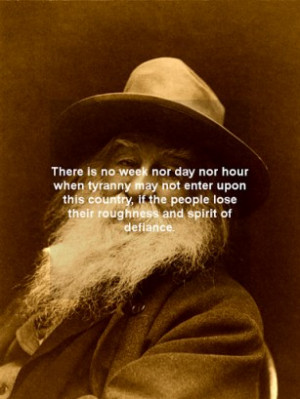 View bigger - Walt Whitman quotes for Android screenshot
