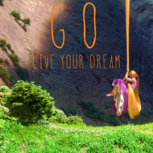Tangled quote.Can I just say i loved that scene.The one will my life ...