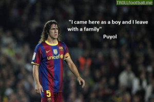 Carles Puyol has decided to leave Barcelona after 19 years with the ...