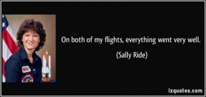 More Sally Ride Quotes
