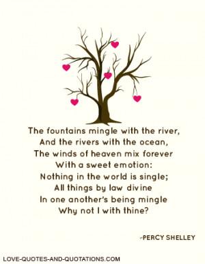 Famous Poem About Life Famous love poems