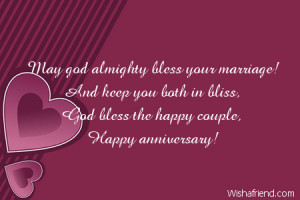 religious happy anniversary cards