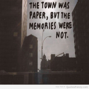 PaperTowns johngreen mine Quotes