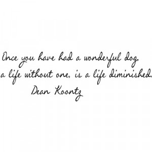 Dean Koontz Quote Quot Once...