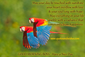 your day be touched with sunshine your heart overflow with love & your ...