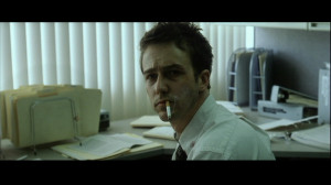 Edward Norton Edward in Fight Club