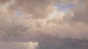 clouds nature details detail art history skies skyscape romanticism ...