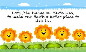 Happy earth day quotes and messages