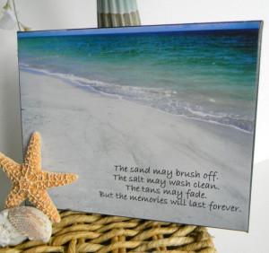 Beach Scene. Beach Decor. Inspirational by BonnieLassDesigns, $25.00