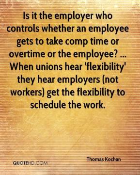 Employer Quotes