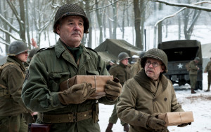 ... grad Robert K. Posey inspired Bill Murray's character in new WW2 film