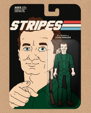 Bill Murray Stripes