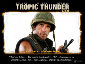 Funny Tropic Thunder