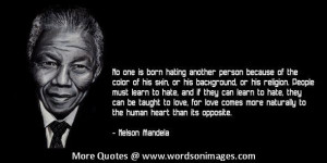 Quotes about racism