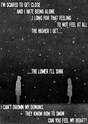 Bring Me The Horizon lyrics