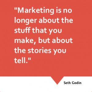 Seth Godin On Marketing