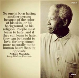 nelson mandela quotes on freedom, Nelson Rolihlahla Mandela, South ...