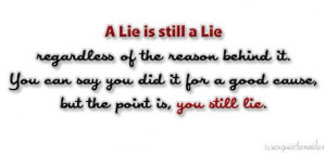 You Are A Liar Quotes Quotes about liars