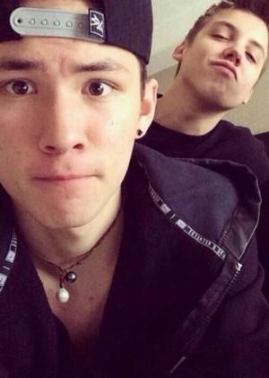 Carter Reynolds and Matt Espinosa