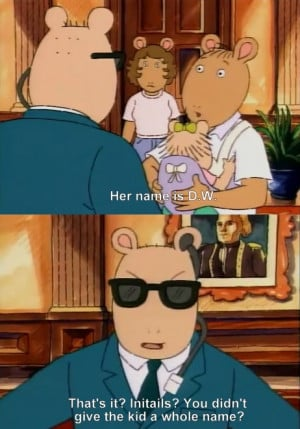 """Cartoon Characters With Names That Make You Go """"Why?"""